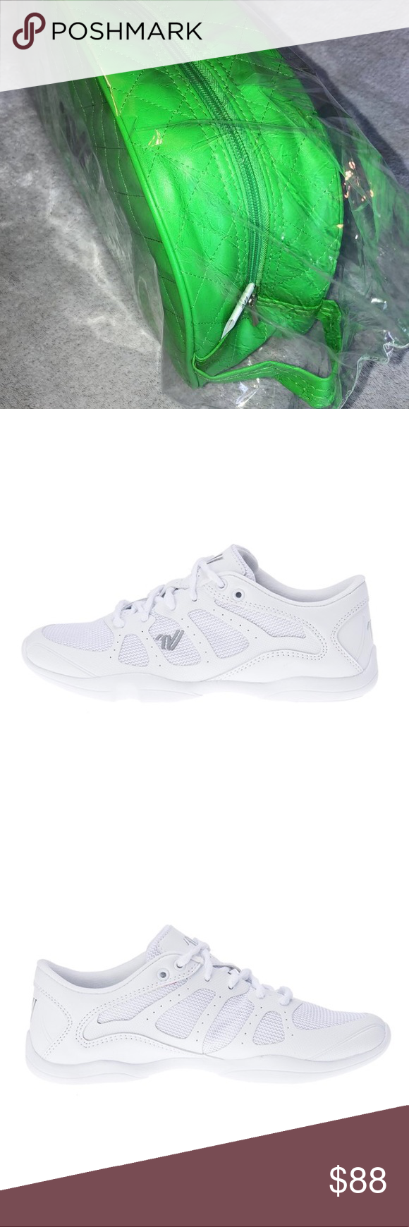 Varsity brand A41 Cheerleading Shoes 8