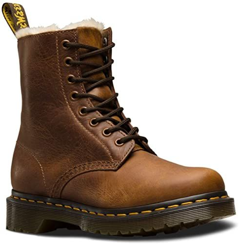 Acheter Dr Martens 1460 Brown Chaussures Online  