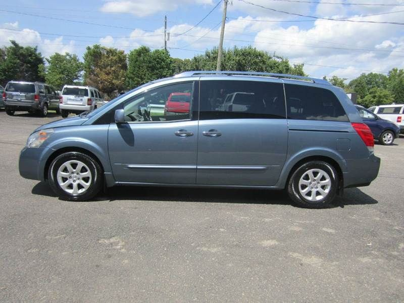 2009 Nissan Quest 3 5 S 4dr Mini Van In Smithfield Nc Landmark Auto Inc Mini Van Nissan Quest Toyota Sienna