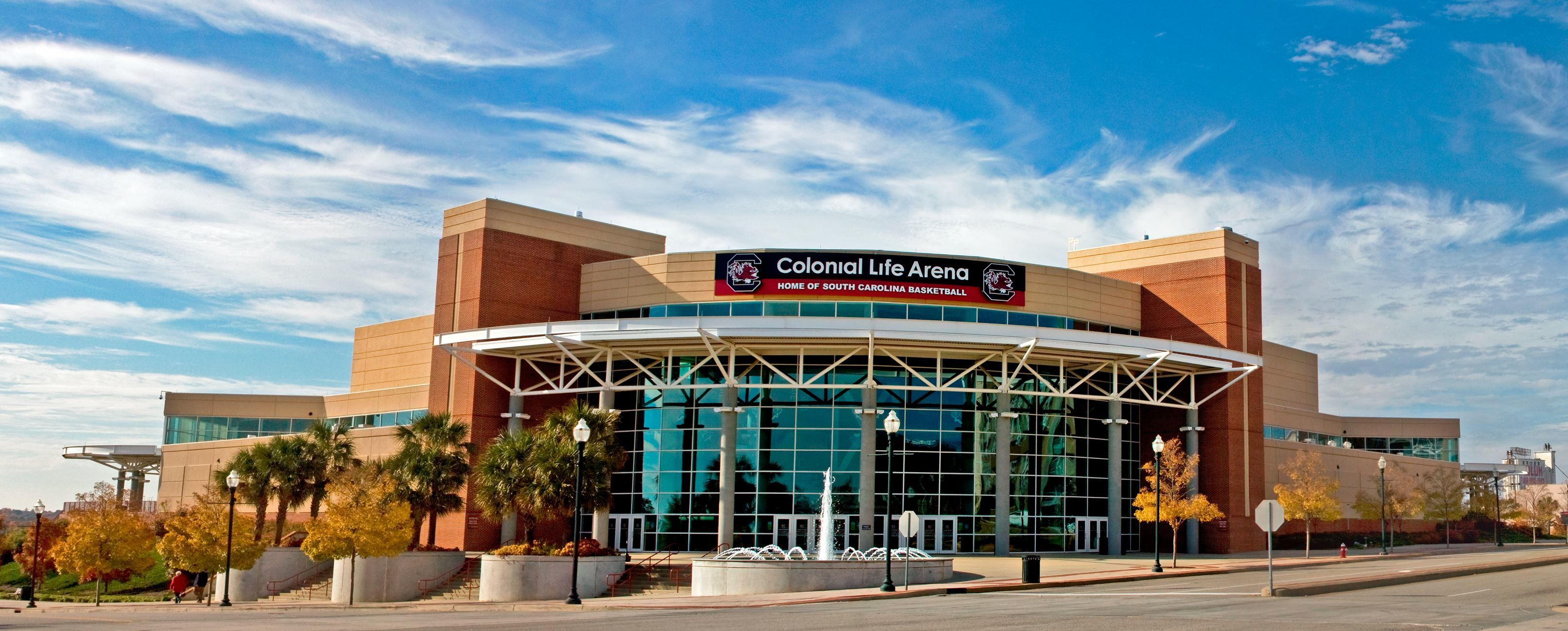 Car Dealerships In Columbia Sc >> Find Columbia Sc Event At The Colonial Life Arena
