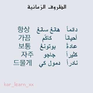 Pin By Zainab Victory On تعلم الكورية Korean Words Korean Language Korean Words Learning