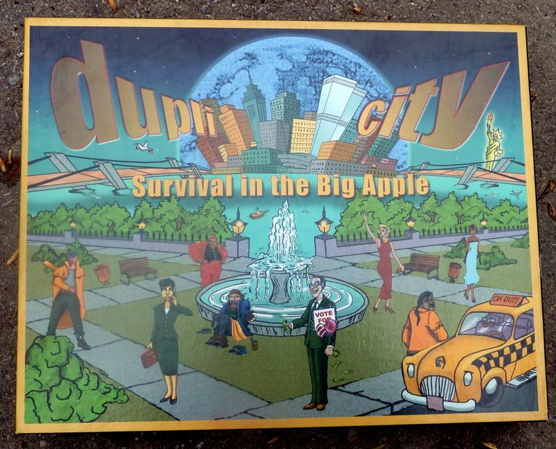 Duplicity Board games, Comic book cover, Mafia