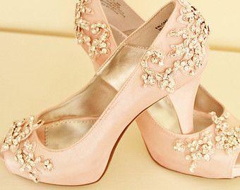 5913824787f0 Bridal Shoes Low heel 2015 Flats Wedges PIcs in Pakistan Mid Heel ...