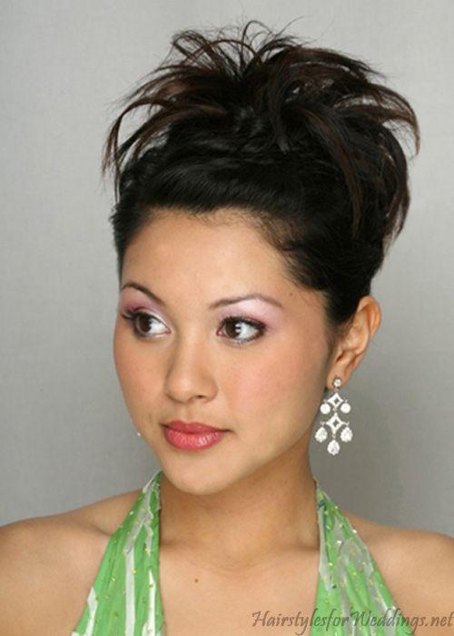 Phenomenal 1000 Images About Wedding Updos For Medium Length Hair On Pinterest Short Hairstyles Gunalazisus