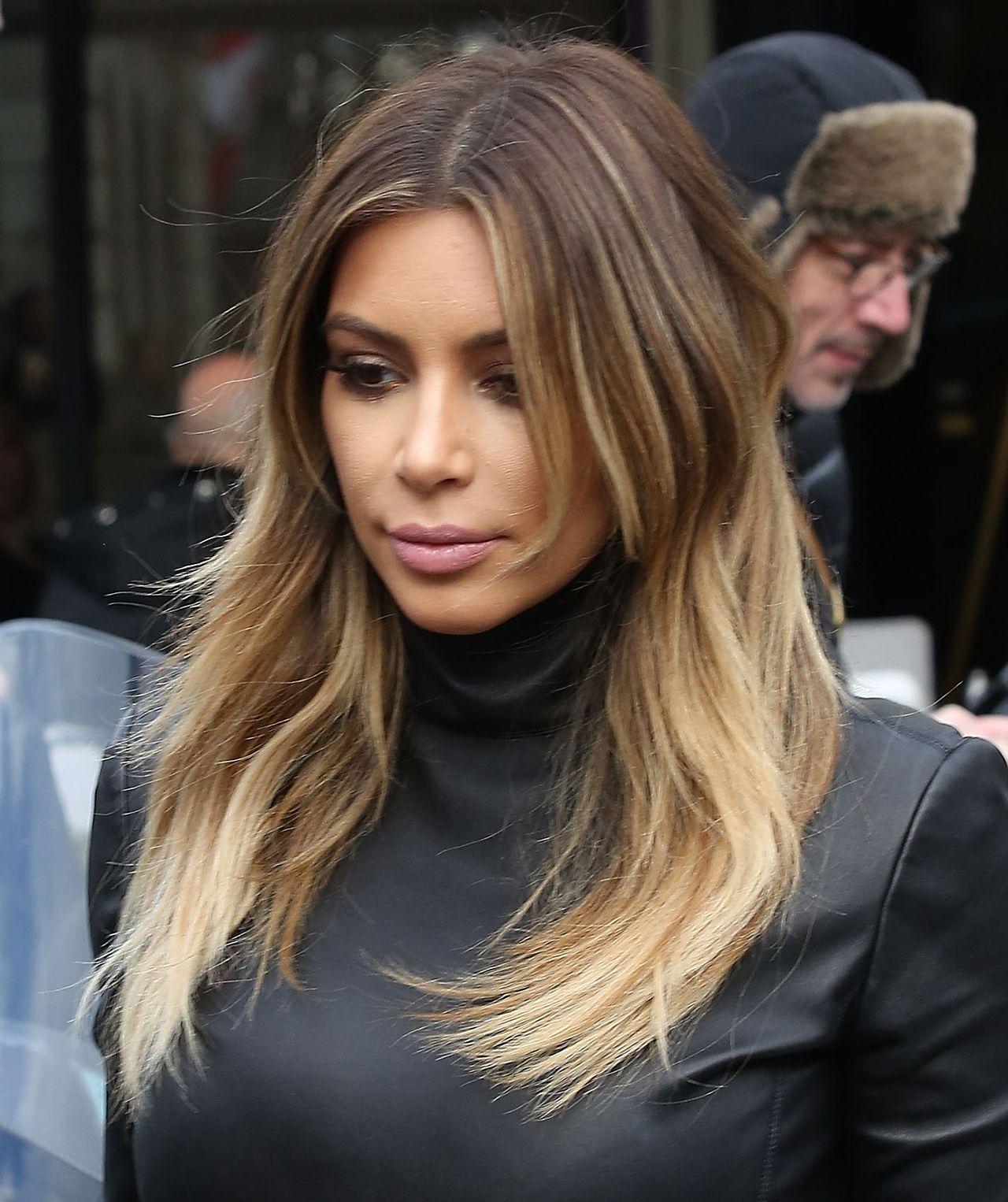 Kim Kardashian Ombre Outfit Ideas Pinterest Bruce