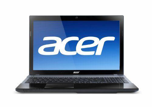 Acer Aspire V3 571g 6602 15 6 Inch Laptop Midnight Black Laptop Acer Acer Aspire Laptop