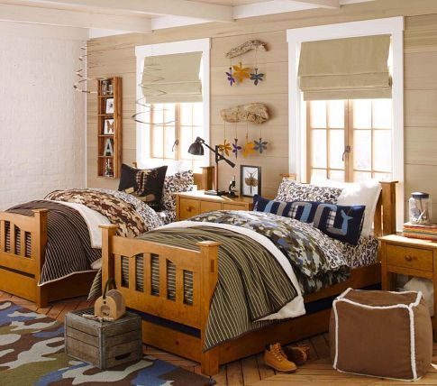 Kendall Bed Wood Bedroom Sets Pottery Barn Look Furniture