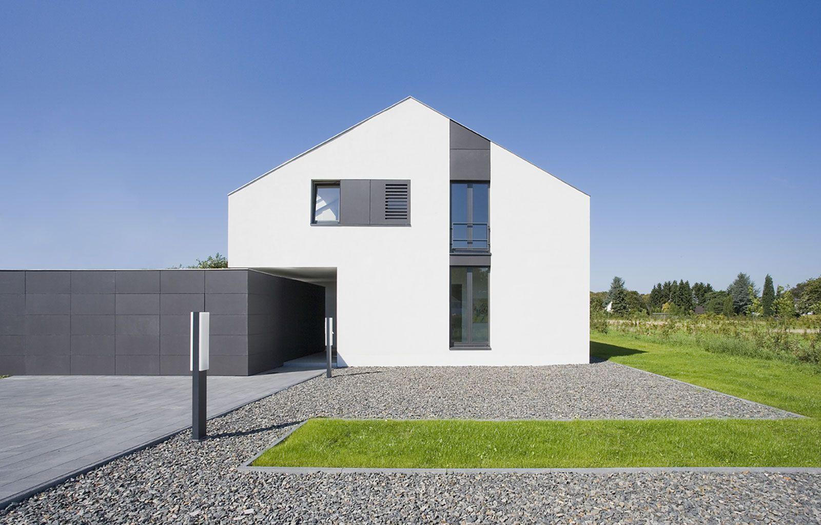 Architekt Bergisch Gladbach das einfamilienhaus steht in bergisch gladbach am rande eines