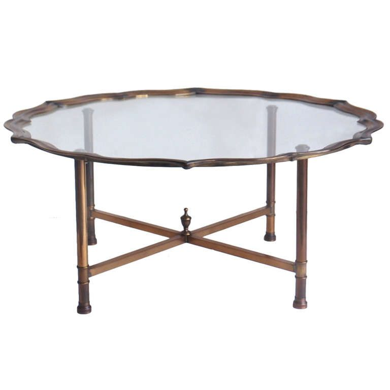 View This Item And Discover Similar Coffee And Cocktail Tables For Sale At    This Elegant Cocktail Table Has Lovely Proportions And Is Rendered In  Antique ...