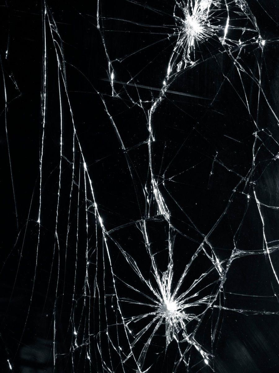 Boris Bidjan Saberi Broken Screen Wallpaper Glass Photography