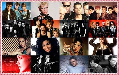 80's music wallpaper | I LOVE 80's | Music wallpaper, 80s