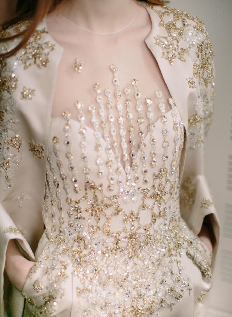 Heaven is for Real — It\'s Elie Saab\'s Spring Summer 2017 Haute ...