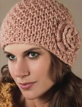 Touca De Croche Infantil · gorro de lã de tricô 01 Boina Em Trico 788214ed7dd