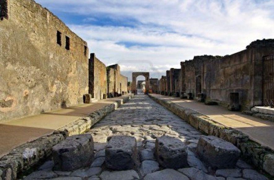 Rue de Pompeï