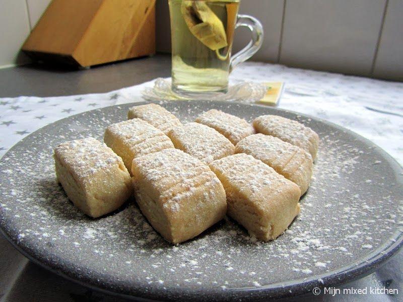 Mijn mixed kitchen: Un kurabiyesi (Turkse luchtige koekjes)