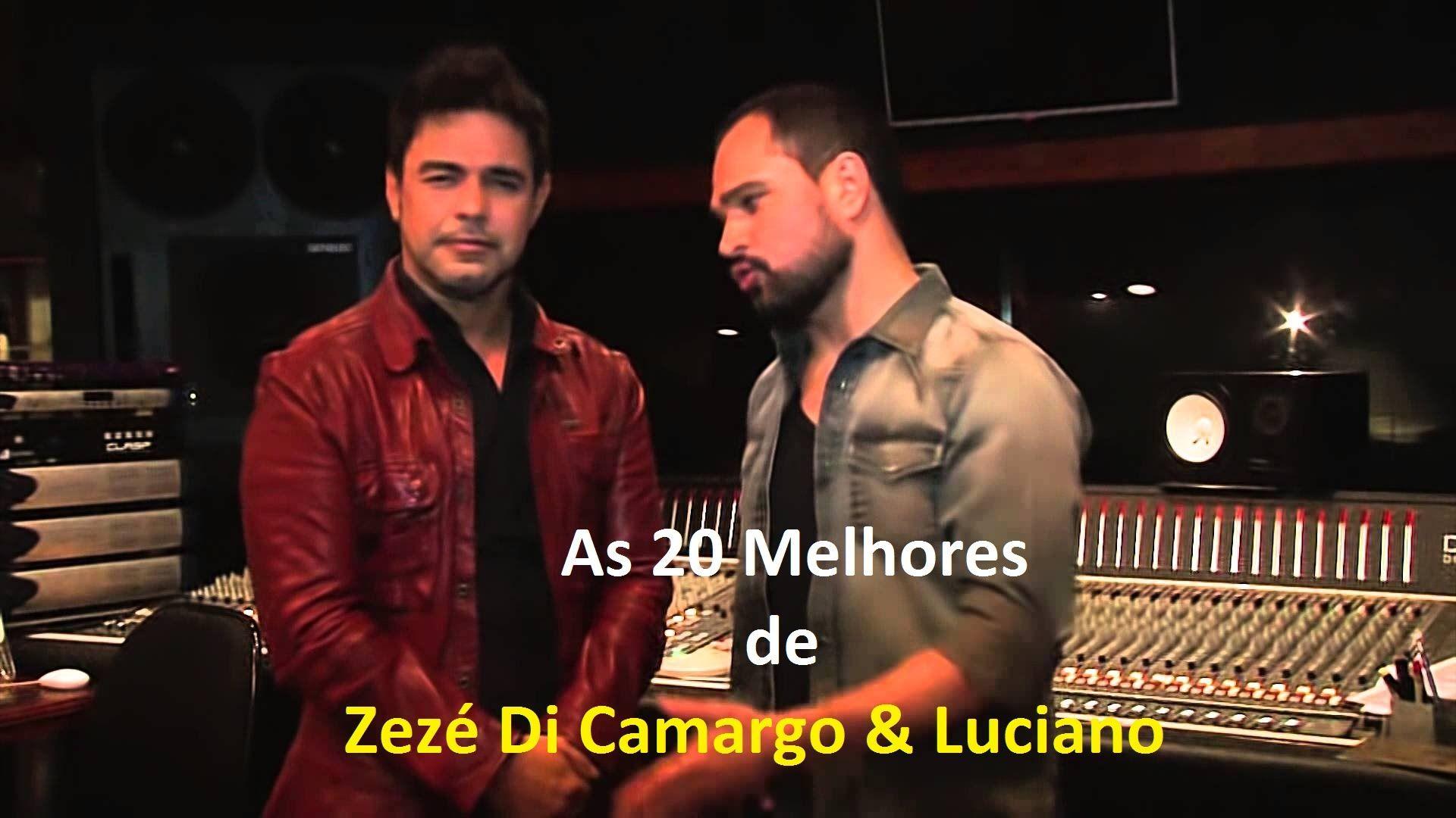DI LUCIANO NOVO 2013 CAMARGO BAIXAR DE E DVD ZEZE