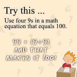 math worksheet : math riddles and puzzles  math school fun and numeracy : Fun Math Riddles