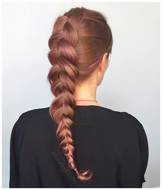 Image result for french plaits goldwell