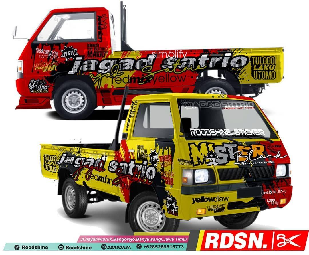 9700 Koleksi Poto Modifikasi Mobil L300 HD