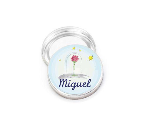 Arte para Adesivo de Latinha Mint To Be - Festa O Pequeno Príncipe.