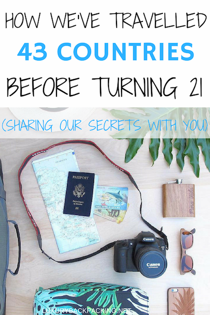 Best vacation spots for turning 21