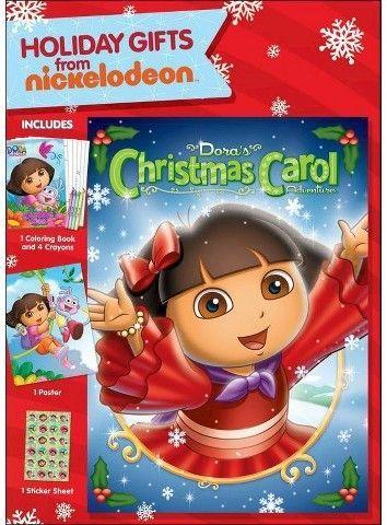Dora The Explorer Christmas Carol Adventure