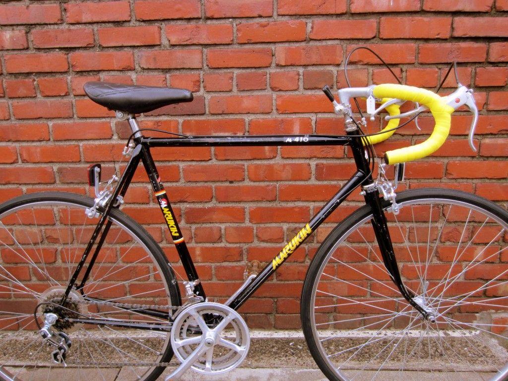 marukin bicycles | Old Bikes Belong » 56CM Marukin M410 – $275