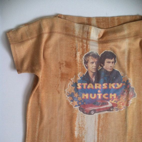 T Rockinrubysvintage Shirt Starskyamp; By 1970's Vintage Hutch 7gfYb6y