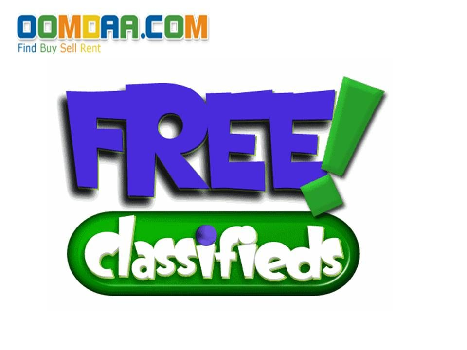 Welcome to oomdaa com Middle East UAE  We offer free classified ads