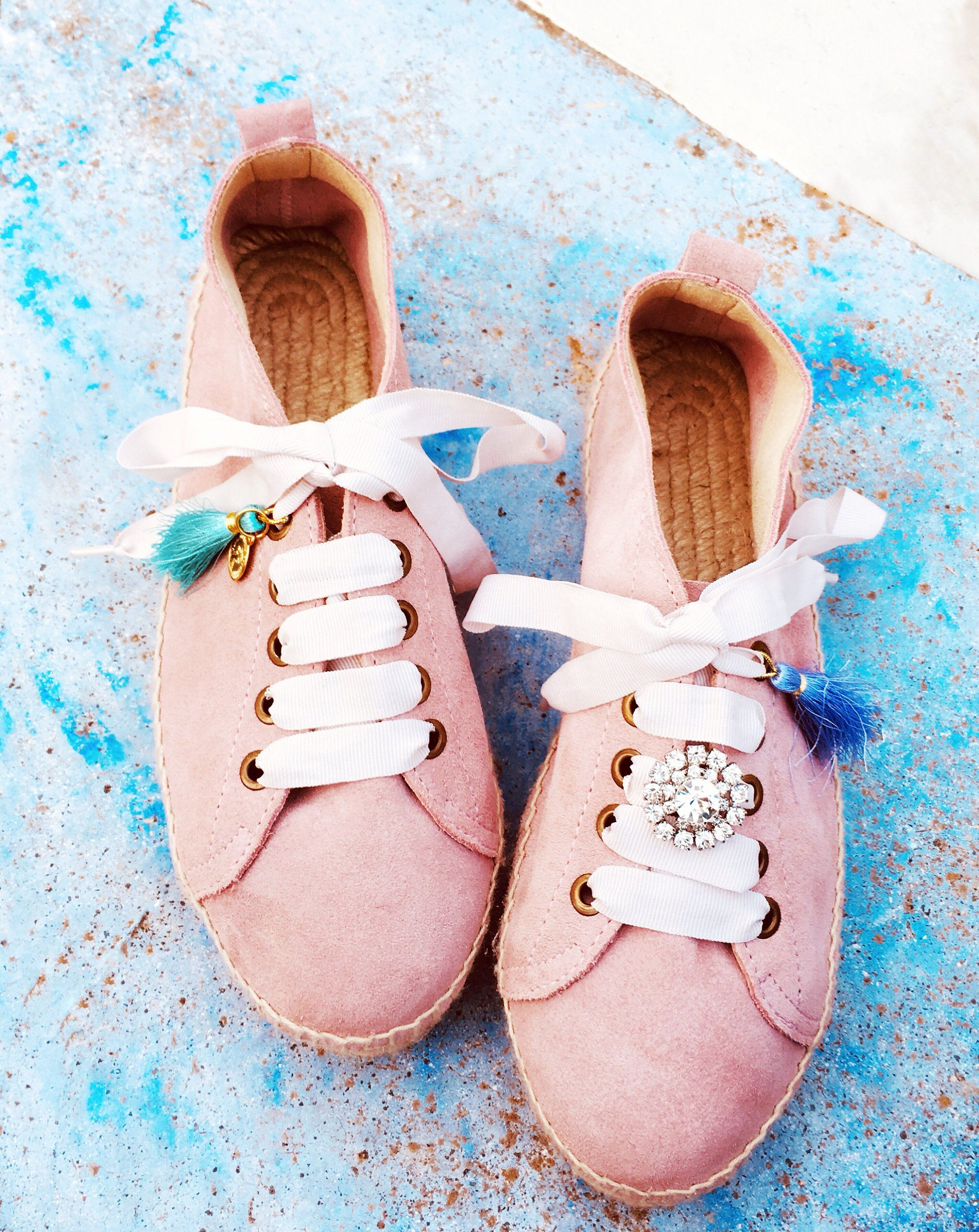 d814519c2ab UltraBoho Sneakers Espadrilles- Lace Oxford shoes, Suede Leather ...