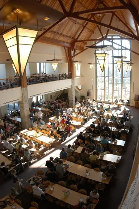 The Top 10 College Dining Halls College Dining Hall Dining Hall Top 10 Colleges