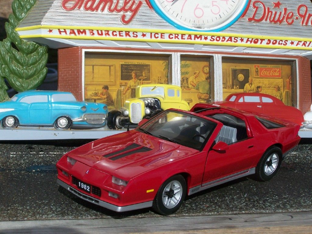 1982 Camaro Z28 TTops Still Plays With Cars Camaro z