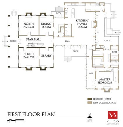 Floor Plan Houzz Tour Historic Restoration Brings Home Back Into The Family Floor Plans How To Plan Historic Restoration