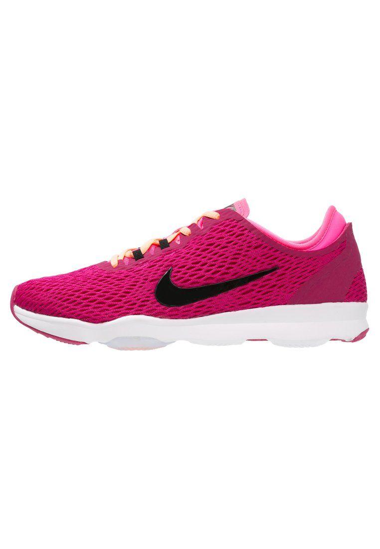 huge discount 04802 f3e34 ... compra deportivas de mujer color violeta rojizo de nike performance al  mejor precio. compara precios