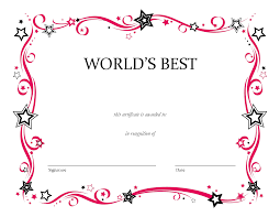 Free Printable Editable Certificates Entrancing Image Result For Free Printable Templates  Holidays  Pinterest .