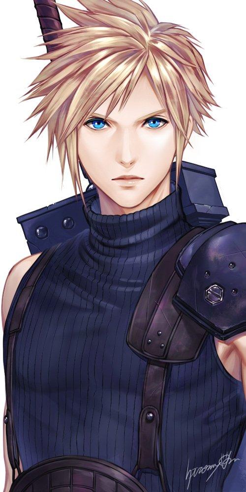Hiromyan On Twitter Final Fantasy Cloud Final Fantasy Vii Cloud Final Fantasy Cloud Strife