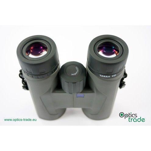 Zeiss Terra Ed 10x42 Zeiss Binoculars Grey Color Scheme
