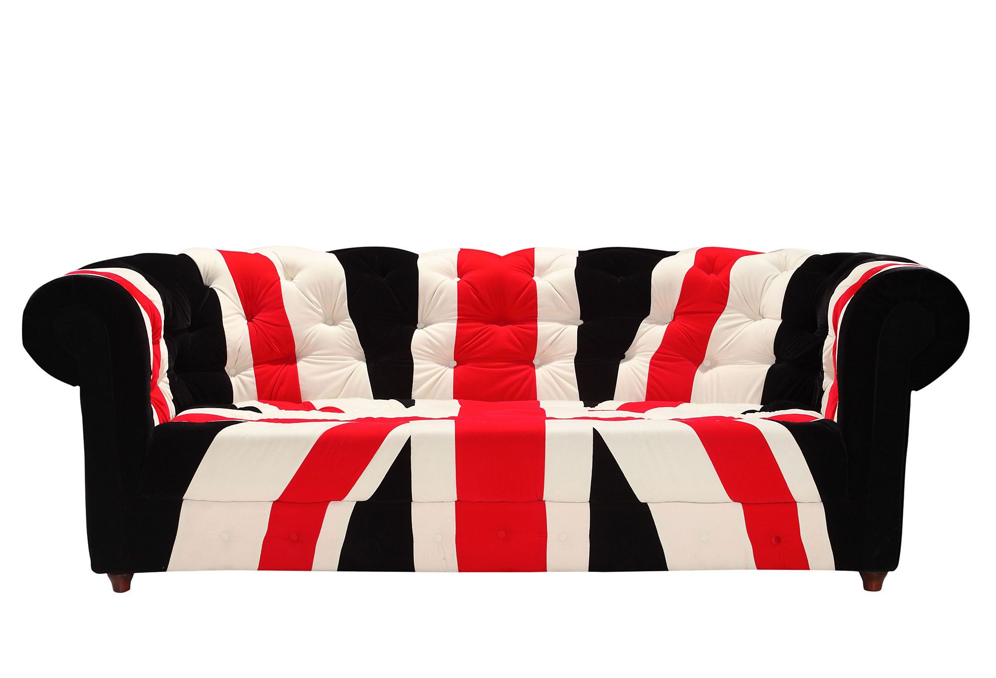 This Sofa Is Unapologetically Bold And Has A Sense Of