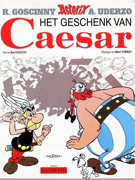 Bd Asterix Stripboeken Strip Geschenk