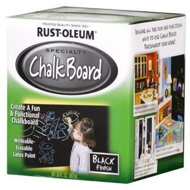 For the playroom re purpose old end table and for the classroom