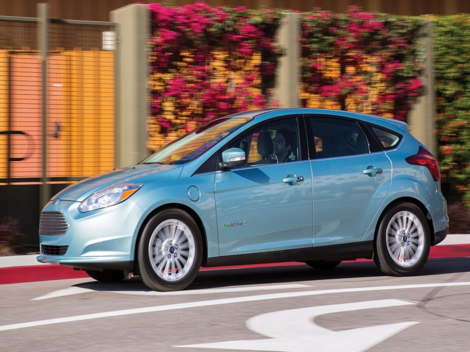 2017 Ford Focus Electric Msrp