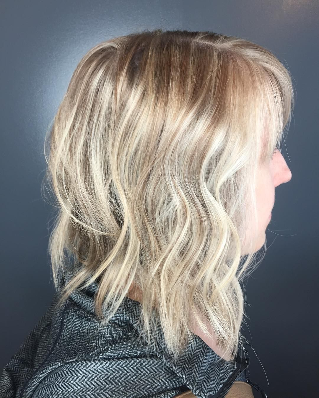 Highlights and lowlights by Brittney redkensalon