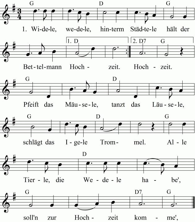 Lied Bettelmanns Hochzeit Kinder Lied Lieder Hochzeit Kinderlieder