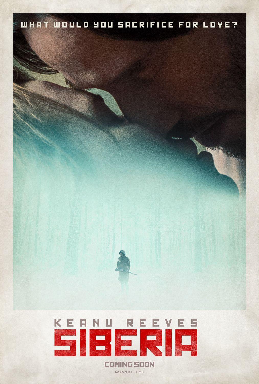 Siberia new movie poster