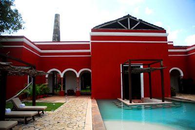 viajaBonito: Exquisitos Hoteles Hacienda en México: aquí 5 de ellos