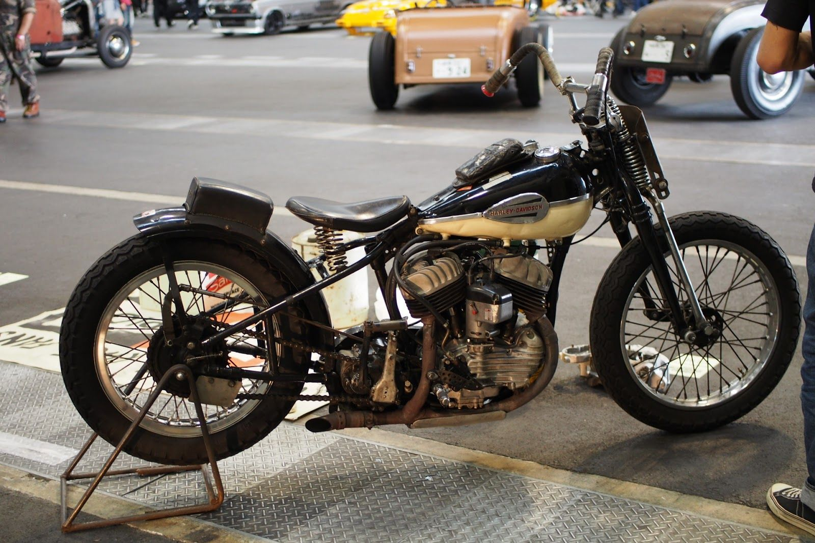 Speed And Custom Show 2016 24 ハーレーダビッドソン ハーレー カスタムバイク