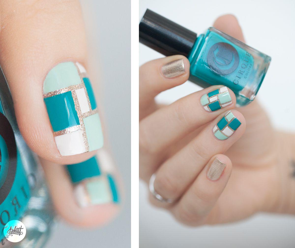 idées de nail arts variés avec la collection Spring Metropolis de