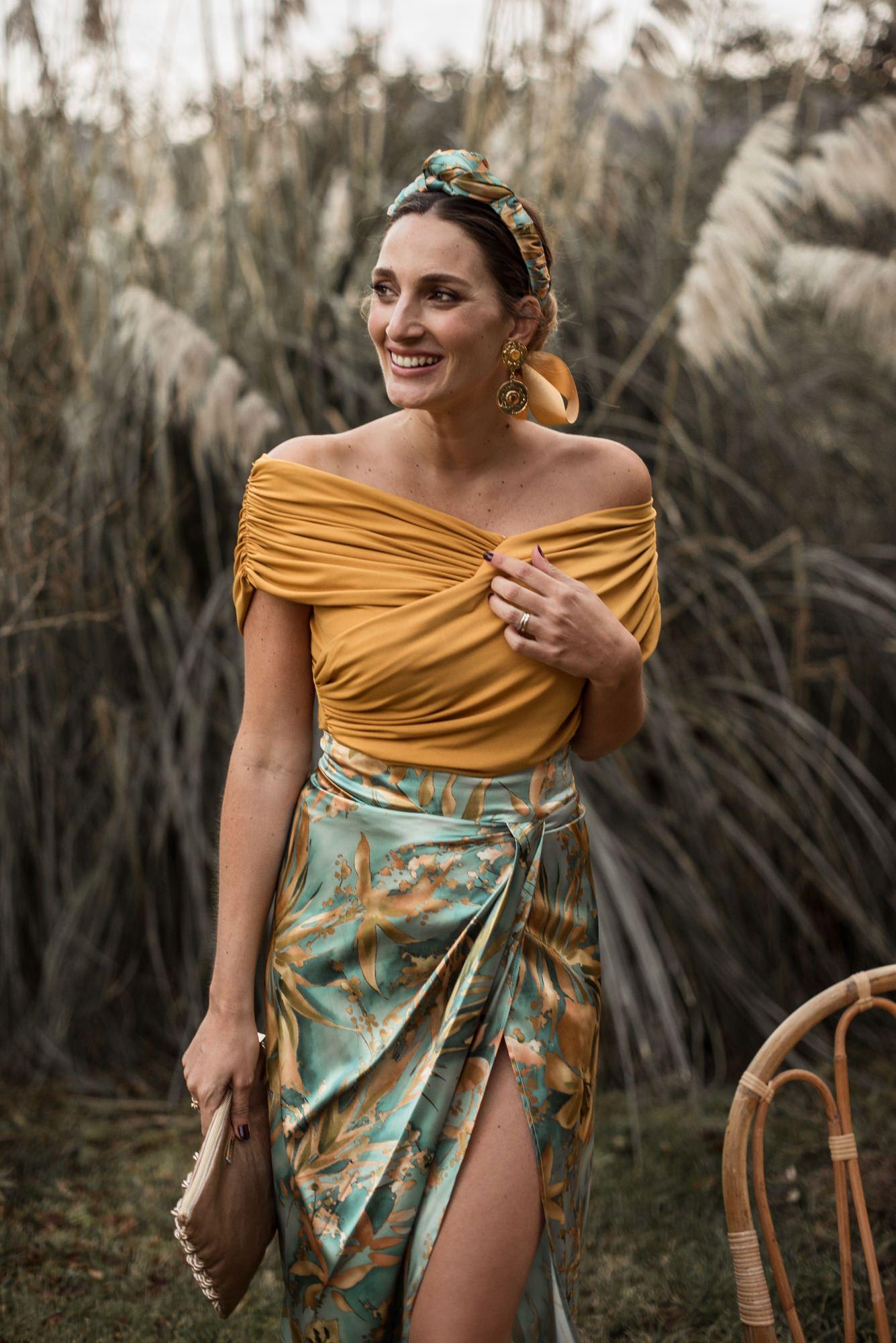 5fde3a694 Look invitada boda: inspiración tropical | Photo Inspiration ...