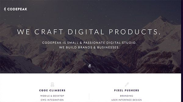 Line25 Sites of the Year: The Best Designs of 2014