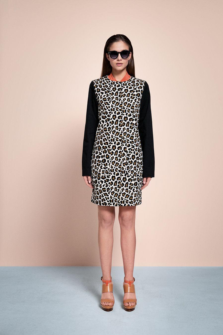 #Luipaard print jas uit de Zalando Collection #SS13
